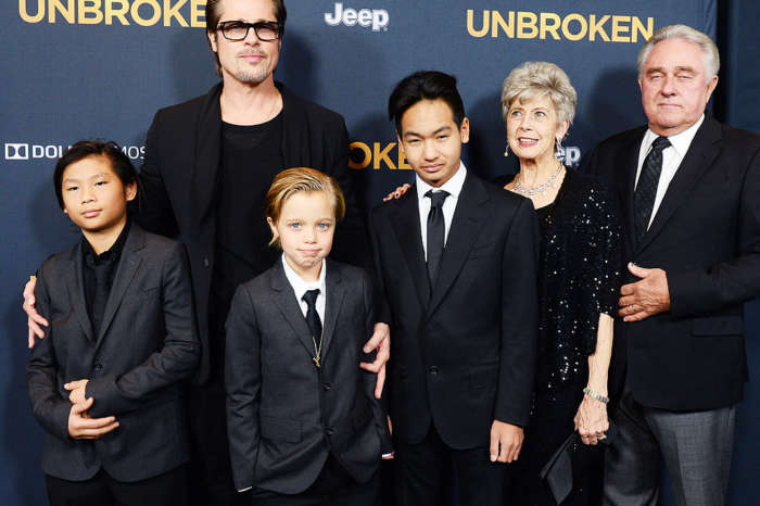 Brad Pitt Wants To Be The 'Best Dad Possible' Source Says - Putting His Kids First!