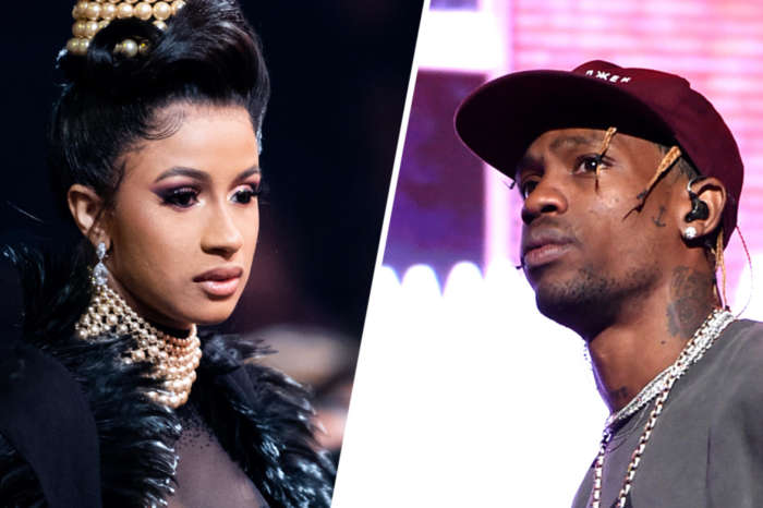 Cardi B Goes On Twitter Rant After Travis Scott Fans Say He Deserved The Grammy For Best Rap Album