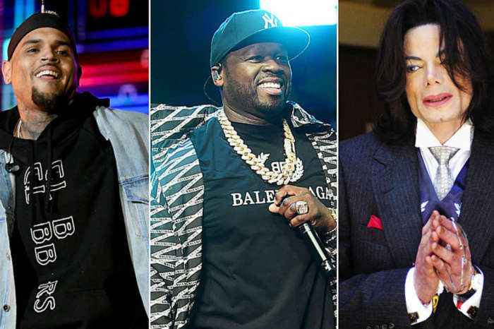 50 Cent Disses Michael Jackson Claims Chris Brown Is 'New King Of Pop' – Fans Rip Rapper For Remarks
