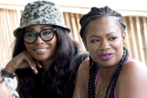 Kandi Burruss And Todd Tucker Hang Out With Cynthia Bailey And Mike Hill