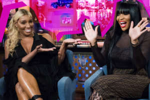 NeNe Leakes Hangs Out With Marlo Hampton And Fans Love NeNe's Outfit - See Their Photos Together