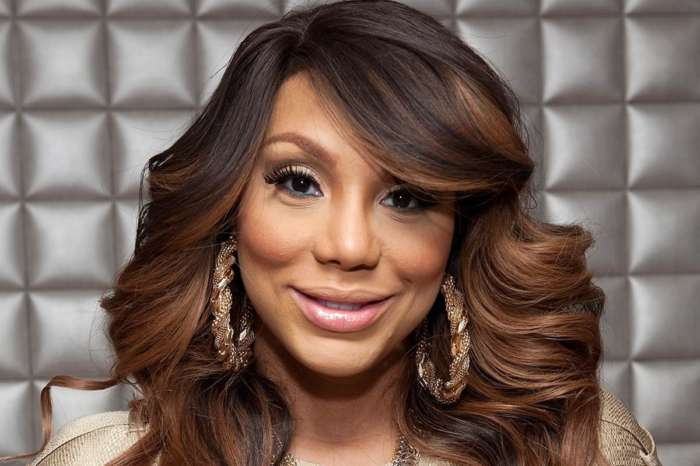Tamar Braxton Flaunts Her Best Assets And Fans Cannot Believe How 'Fine' She Is