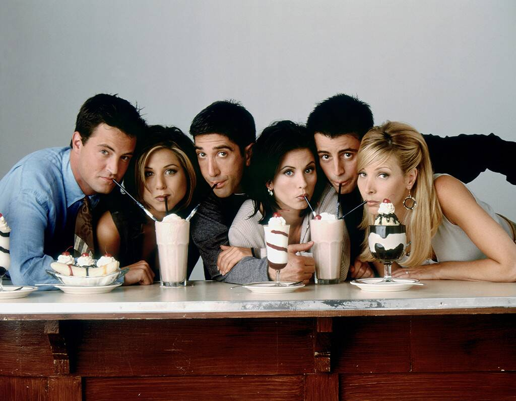 'Friends' Headed to Movie Theaters For 25th Anniversary