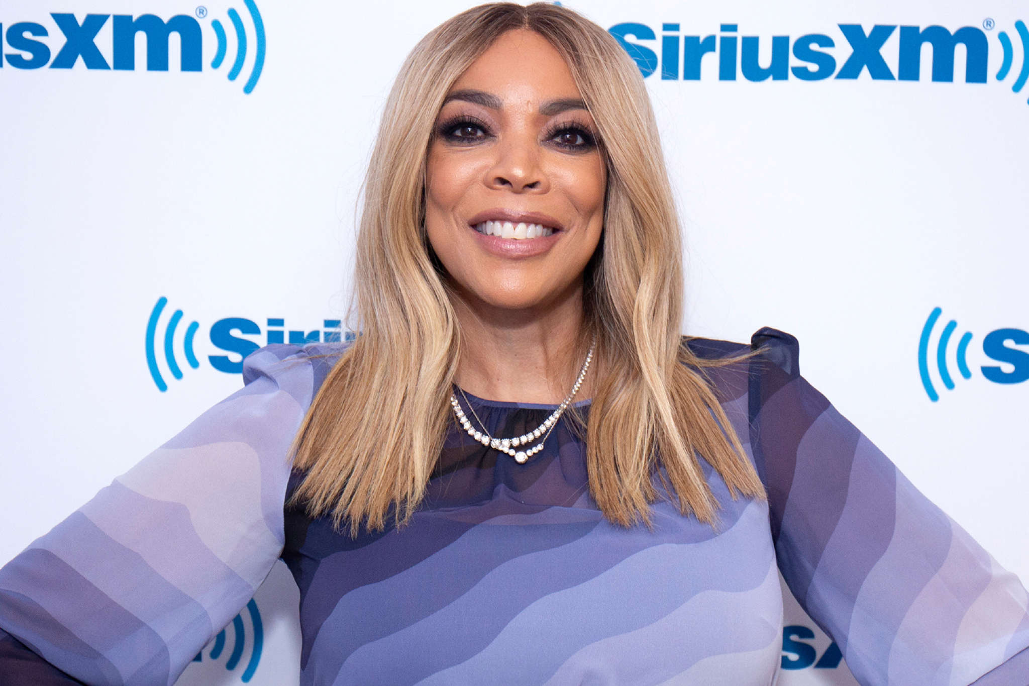 Wendy Williams Flaunts Her New Haircut And Links Up With Rick Ross