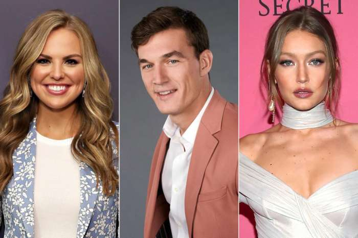 Hannah Brown Throws Some Serious Shade At Tyler Cameron And Gigi Hadid Amid Their Romance