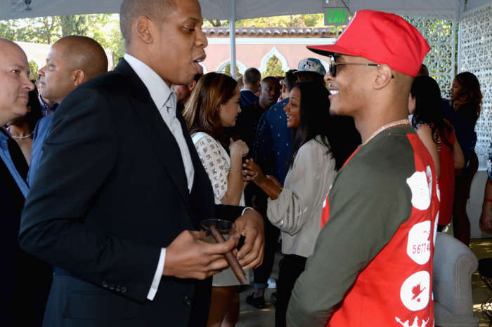 T.I. Gushes Over 'The Goat' Jay-Z For His Latest Move