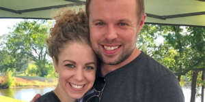 John David Duggar And Wife Abbie Reveal Their First Baby's Gender With Cute Post