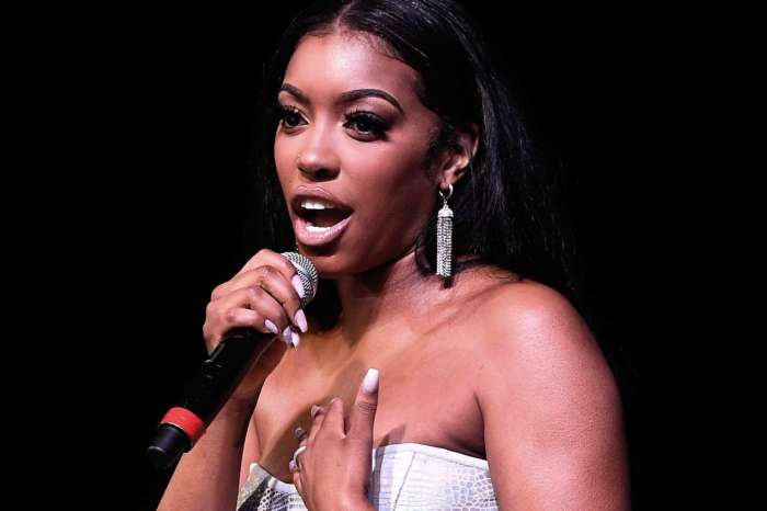 Porsha Williams Tells Fans There's A New Housewife In Town
