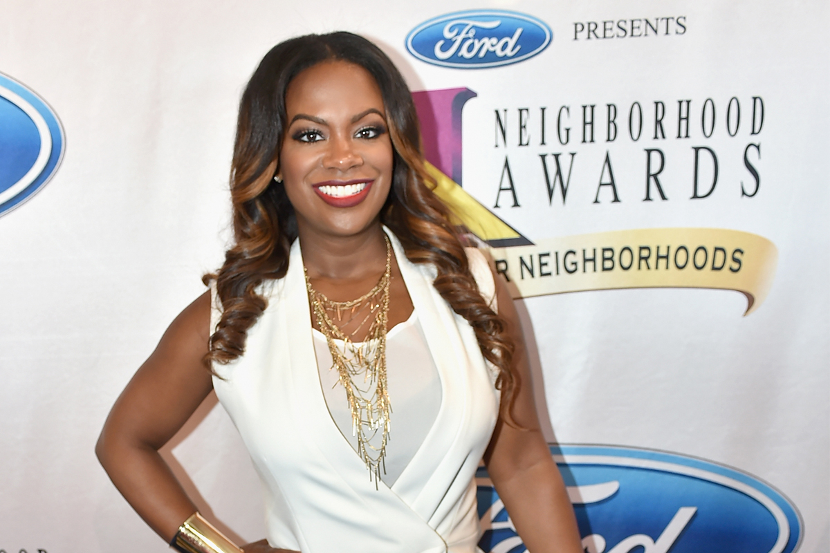 Kandi Burruss Shows Fans A Video Which Makes Her Feel Better Following A Huge Disappointment