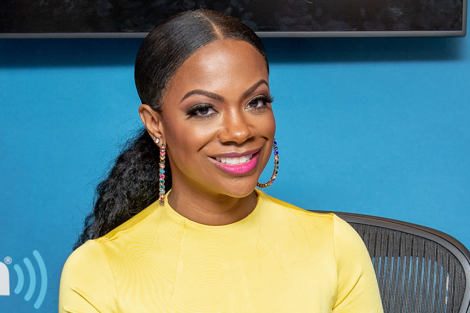 Kandi Burruss Gushes Over Her Pal, Keke With Her Latest Posts - She Invited Her On Her Show Called 'Speak On It'