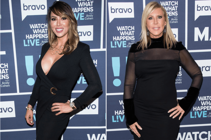Kelly Dodd Reveals How She Feels About 'Bully' Vicki Gunvalson Getting Demoted On RHOC - 'It Should've Happened A Long Time Ago'