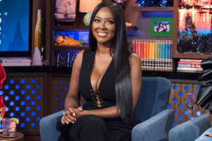 Kenya Moore's Latest Pics Of Baby Brooklyn Show That Brookie Is The Happiest Baby
