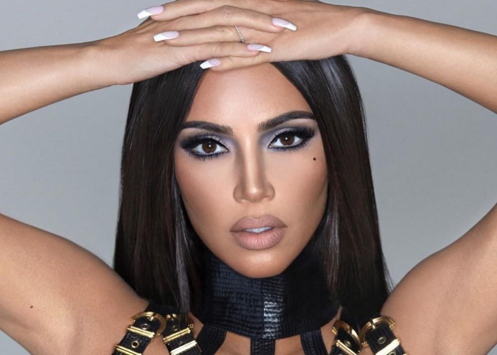 Kim Kardashian Trolled For Photoshopped Photo 'She Looks Like Toni Braxton'  Celebrity Insider