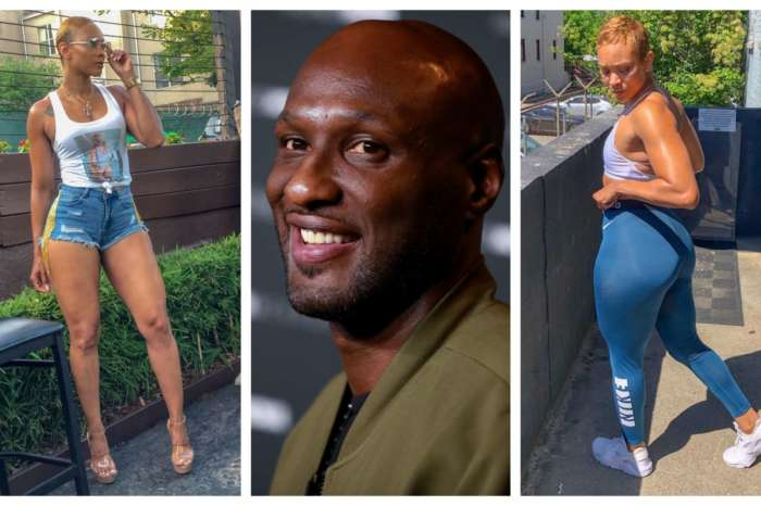 Lamar Odom And His Trainer Spark Dating Rumors With PDA Pic - Has He Moved On From Khloe Kardashian?