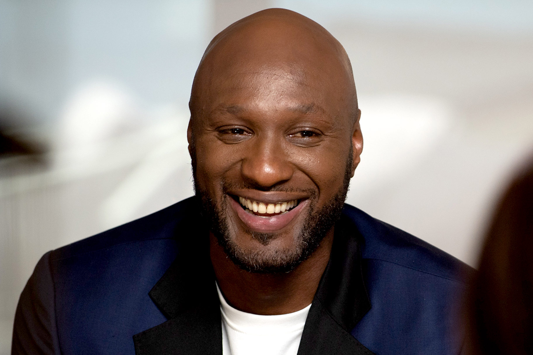 Lamar Odom Shows Off His New Girlfriend, Sabrina Parr - See The Photo