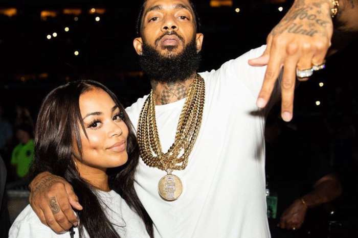 Who does lauren london date