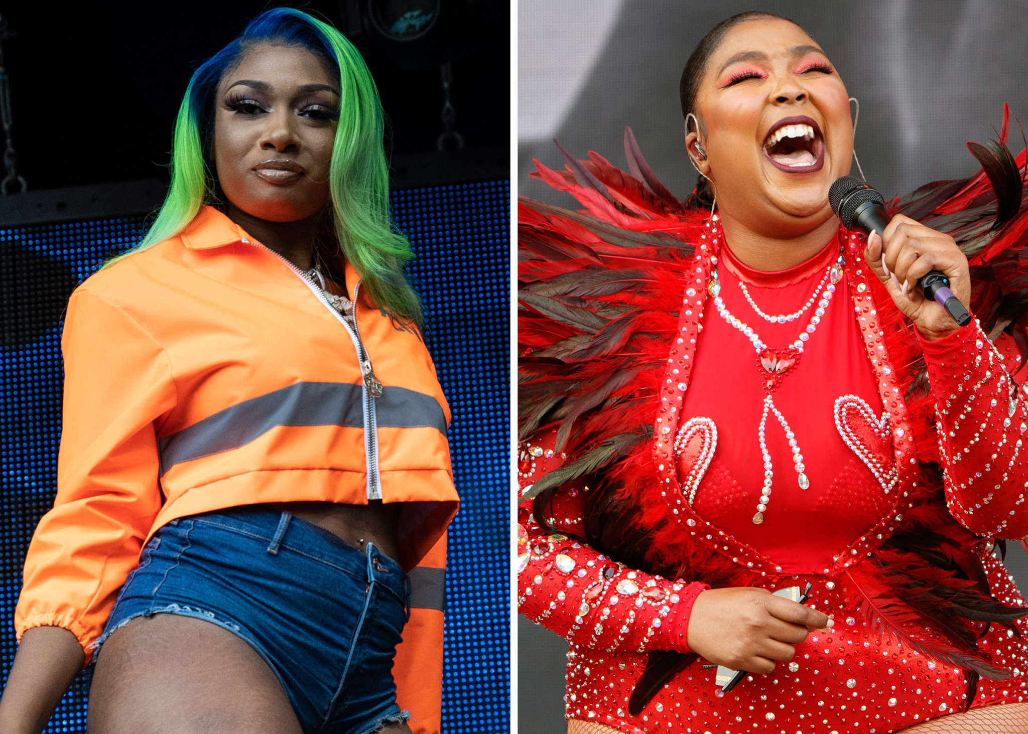 """""""megan-thee-stallion-gushes-over-her-upcoming-lizzo-collab-its-amazing"""""""