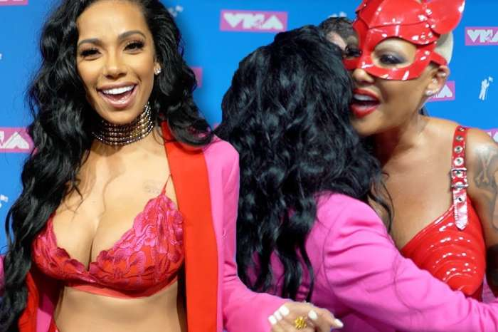 Amber Rose Addresses The So-Called Friends And Erica Mena Feels The Same - Check Out Their Posts
