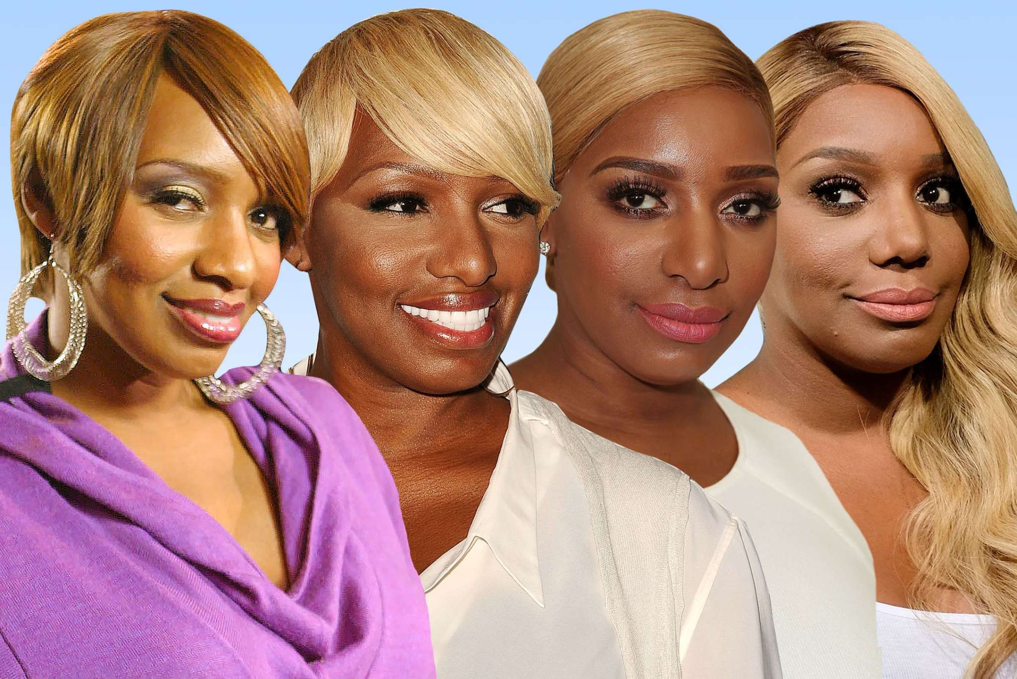 NeNe Leakes Changes Her Wig Game And People Accuse Her Of Trying Too Look White - See Her Latest Video In Which She Looks Gorgeous