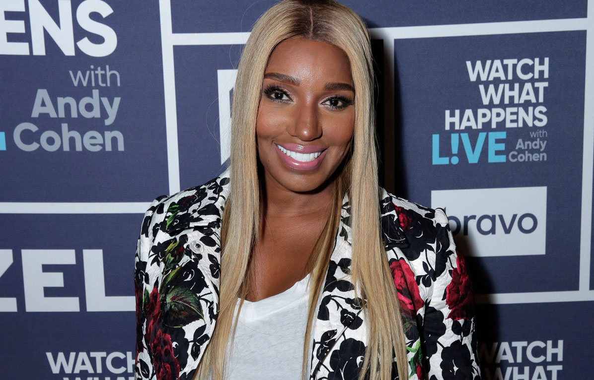 NeNe Leakes Could Not Be Happier After Partying With Wendy Williams