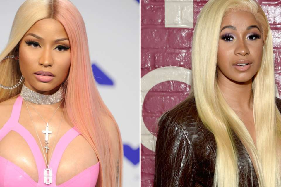 Nicki Minaj Fans Clap Back At Cardi B After She Claims Someone Is Super 'Obsessed' With Her