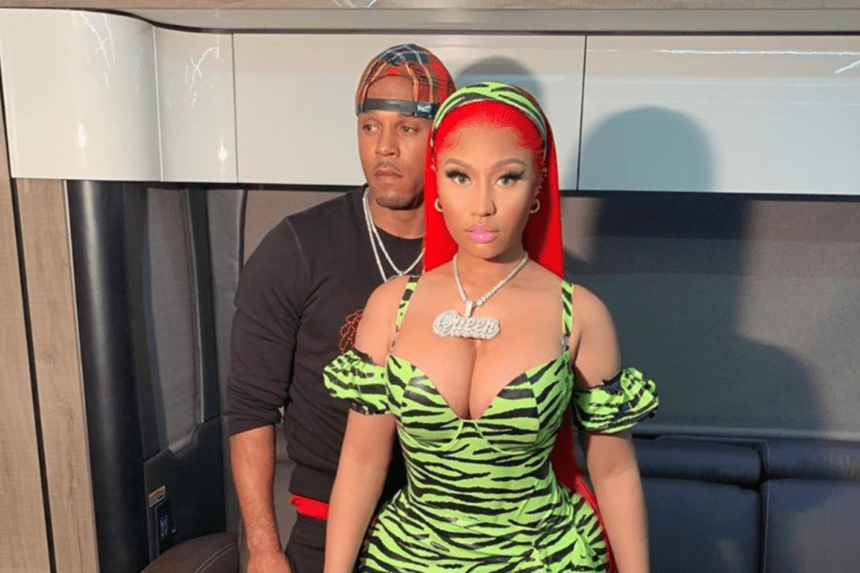Nicki Minaj Is Now 'Mrs. Petty' On Twitter As She Gets Ready To Marry Kenneth Petty And Fans Freak Out!