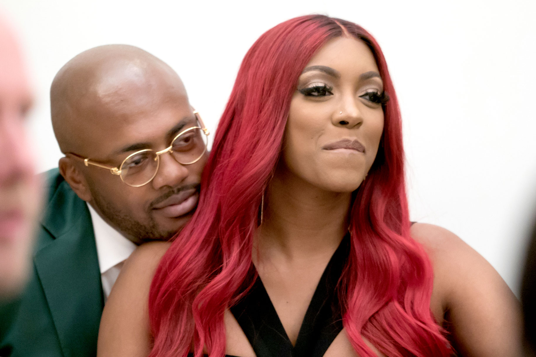 Porsha Williams Is 'The Smize Queen' In This Photo With Cynthia Bailey And Eva Marcille