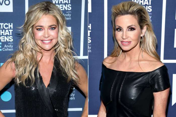 Denise Richards Reveals Camille Grammer Made 'Offensive' Comments During The RHOBH Reunion But Were Edited Out