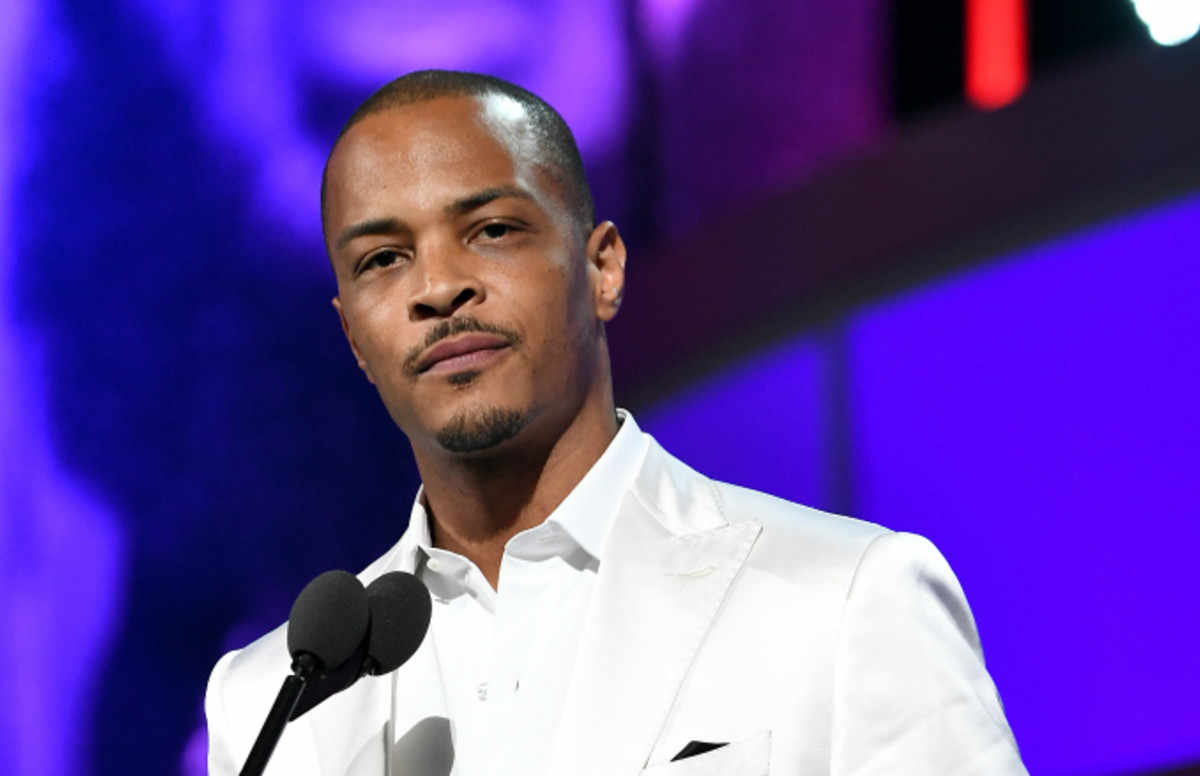 T.I. Reveals His Latest Project - 'The Wait Is Over'