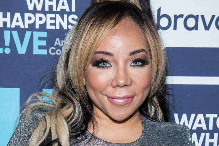 Tiny Harris Invites Fans To Her Juice Bar For 'Humpday Wednesday'