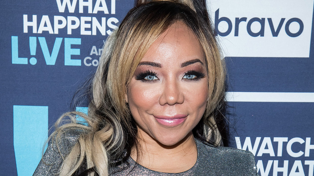 Tiny Harris Invites Fans To Her Juice Bar For Humpday Wednesday
