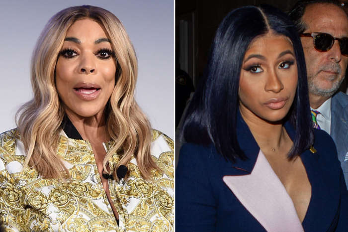 Cardi B And Wendy Williams Party Hard Together At Friend's Birthday Bash!