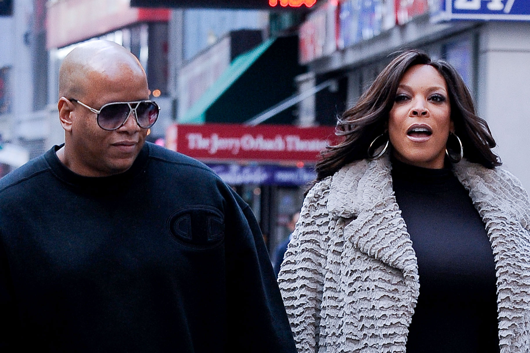 Wendy Williams finally addresses estranged husband Kevin Hunter's 'new family'