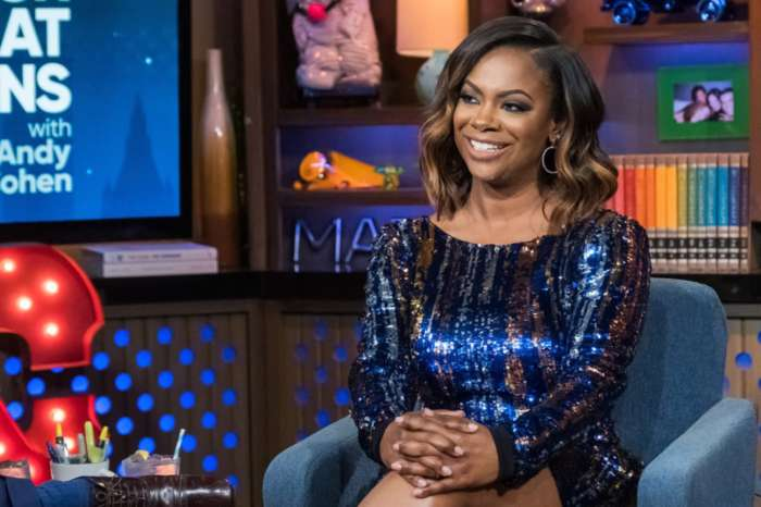 Kandi Burruss And Todd Tucker Attended Their Friends' Wedding