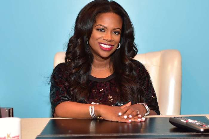 Kandi Burruss Gushes Over Her Son, Ace Wells Tucker Who Adores Flag Football