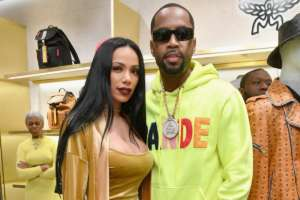 Erica Mena And Safaree Look Amazing Together With Remy Ma And Papoose - Fans Spot A Potential Baby Bump On Erica