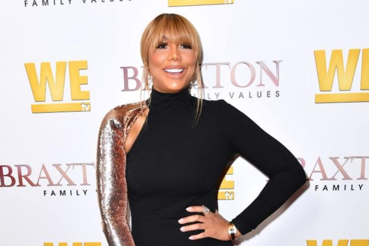 Tamar Braxton Was On Two New Episodes Of 'Hip Hop Squares' And Fans Call Her Hilarious