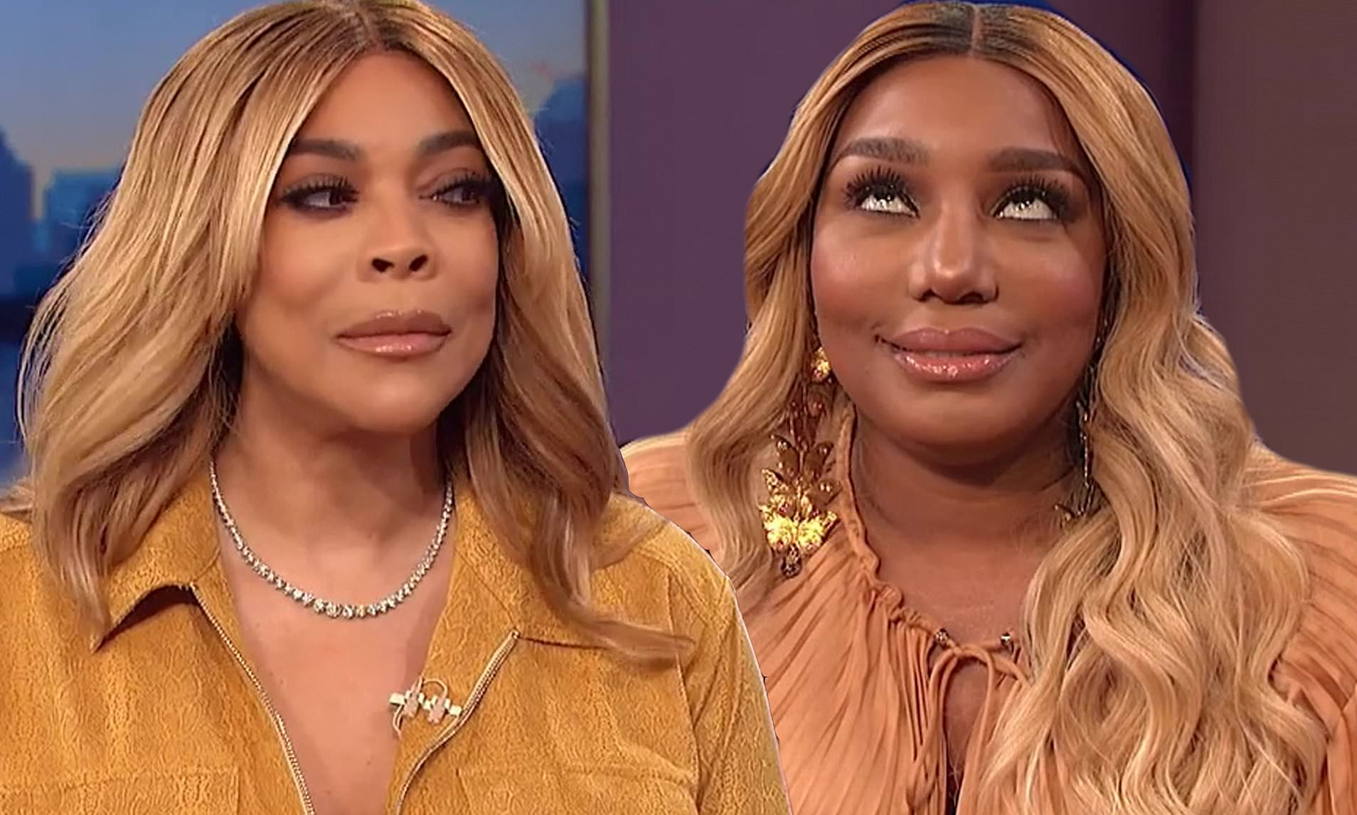 NeNe Leakes Publicly Professes Her Love For Wendy Williams - Check Out Their Videos Together