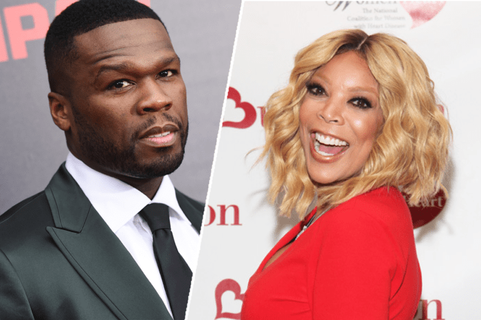 Wendy Williams Not Bothered By 50 Cent's Constant Attacks - She Thinks He's Obsessed With Her