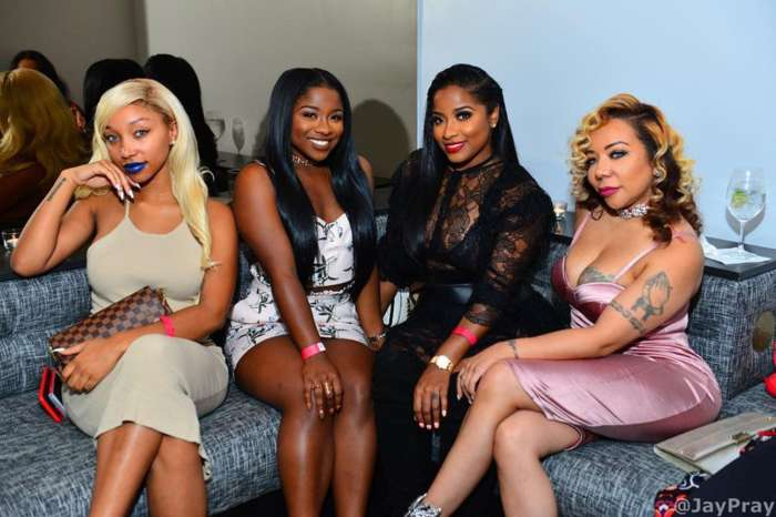 Toya Wright's Look From Zonnique Pullins' Early Listening Party Has People In Awe: 'You Don't Age A Bit'