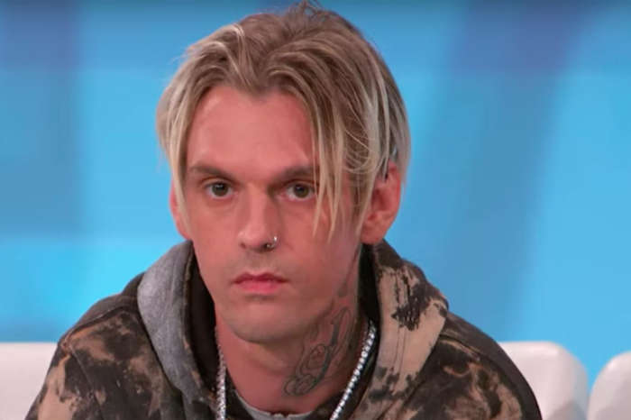 Aaron Carter Proves He's Sold All His Guns After Brother Nick's Restraining Order Filing