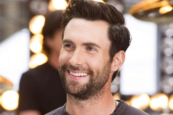 Adam Levine Faces Social Media Backlash For Cornrow Faux-Hawk