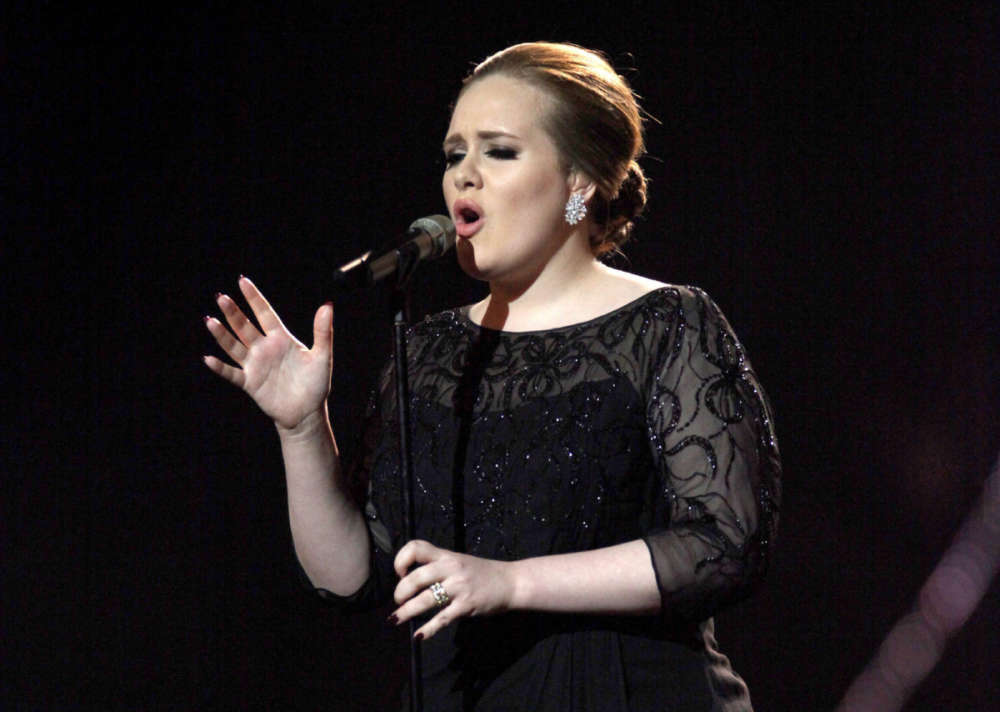 Adele Is Living Her Best Life, Preparing To Release New Music