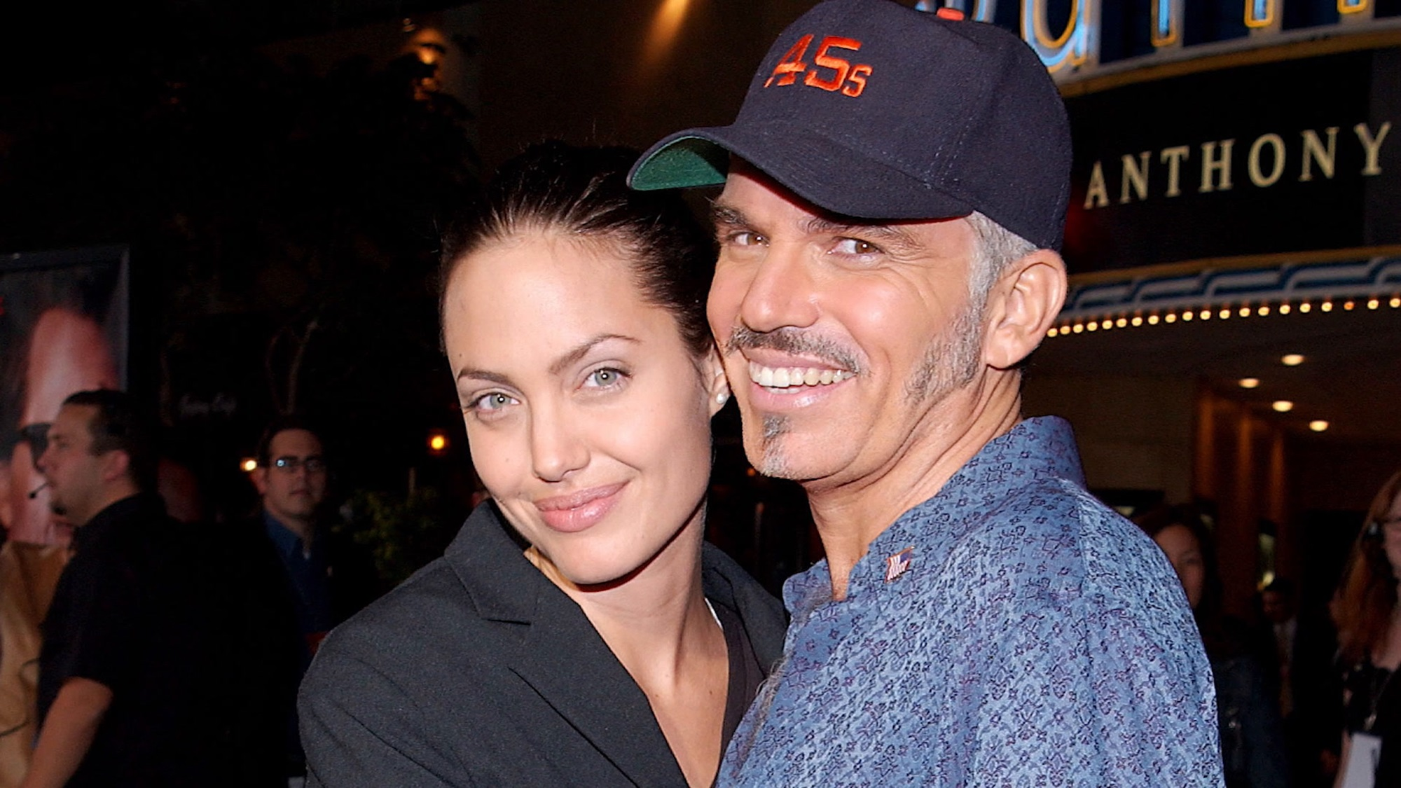 Billy Bob Thornton Tells It All About Angelina Jolie With