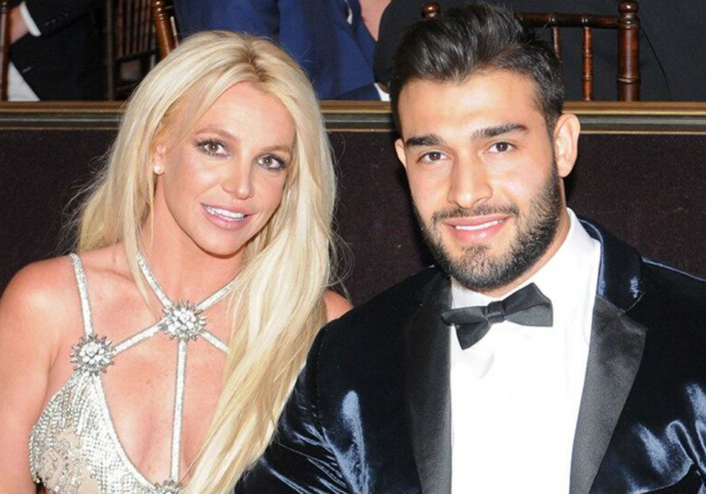 Are Wedding Bells Ringing For Britney Spears And Sam Asghari_