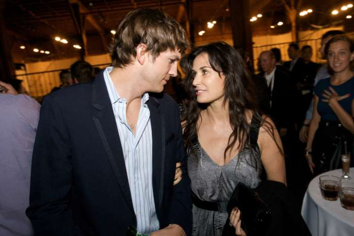 Demi Moore Reveals That Ashton Kutcher Cheated On Her After A Miscarriage
