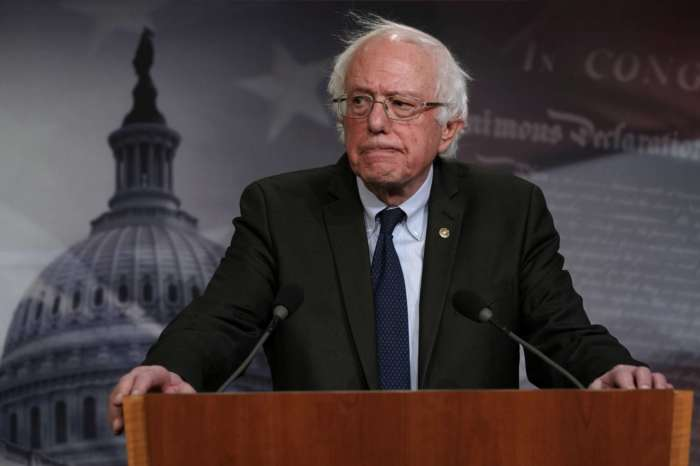 Bernie Sanders Admits He Sees One Positive Thing In President Donald Trump