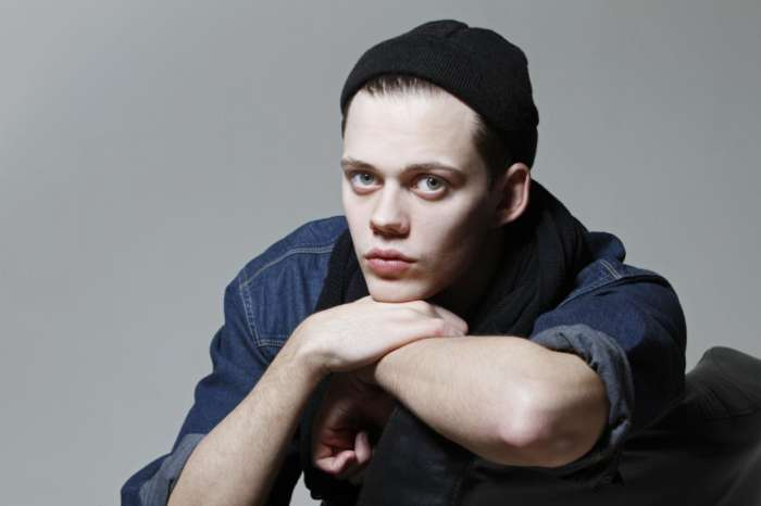 Bill Skarsgard Not Worried About His Daughter Watching It - The Actor Says She Has Multiple Pennywise Teddy Bears