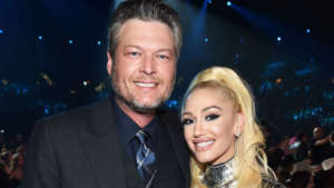 Gwen Stefani Shares Mullet Photo Of Blake Shelton And Confesses: 'Wish I Met You Sooner'