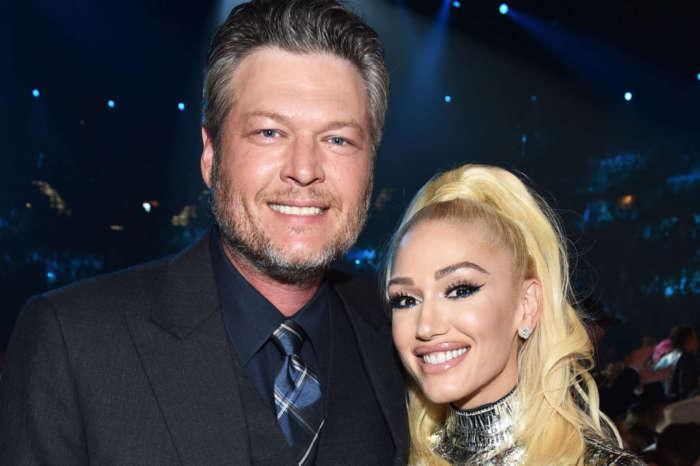 Gwen Stefani Shares Mullet Photo Of Blake Shelton And Confesses: 'Wish I Met You Sooner'